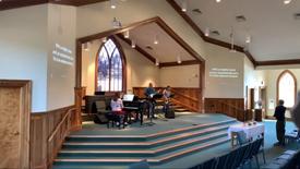 Worship Service, January 24