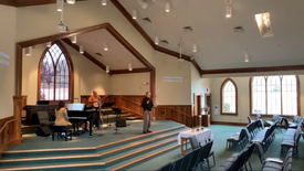 Worship Service, January 3