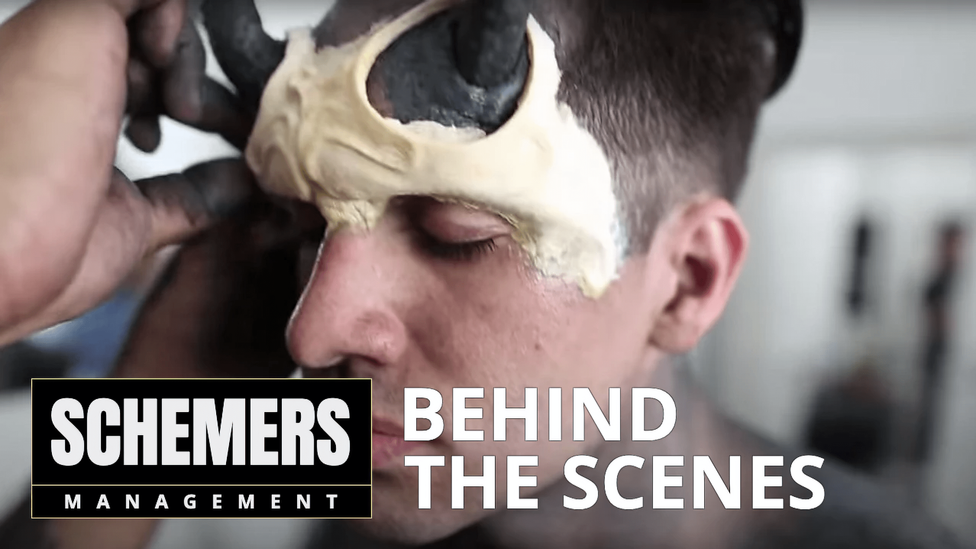 EMPEROR'S NEW CLOTHES | Behind the Scenes