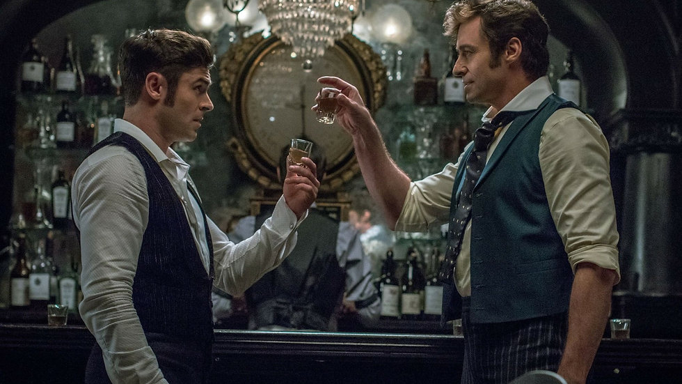The Greatest Showman: The Other Side [SEGMENT]
