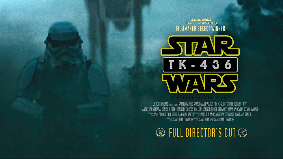 TK-436: A Stormtrooper Story [OFFICIAL SHORT]