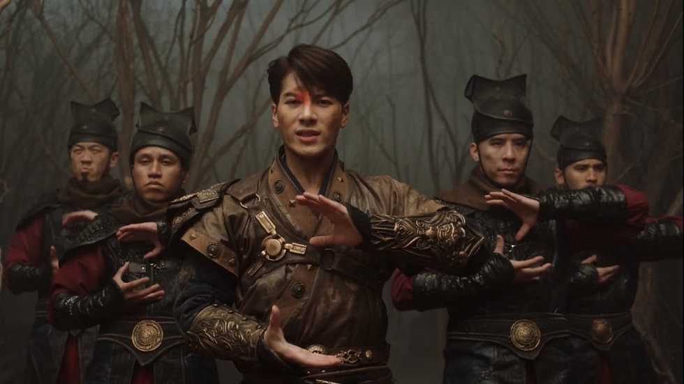 Jackson Wang: 100 Ways [OFFICIAL VIDEO]