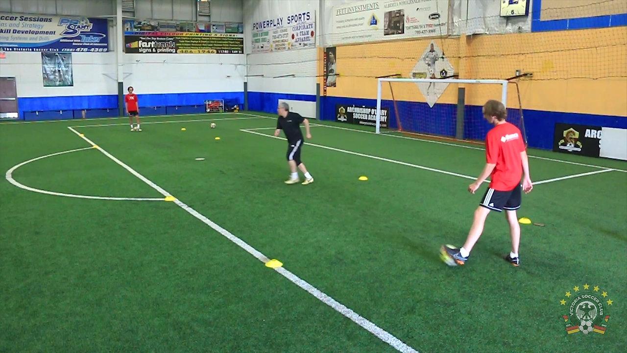Victoria Soccer Training