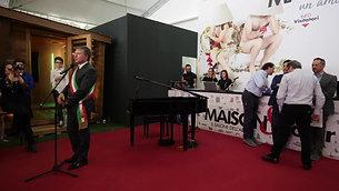 Giornata di inaugurazione Maison&Loisir 2018