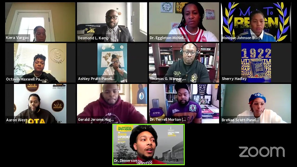 HBCU Coffee and Chat 2.17.21
