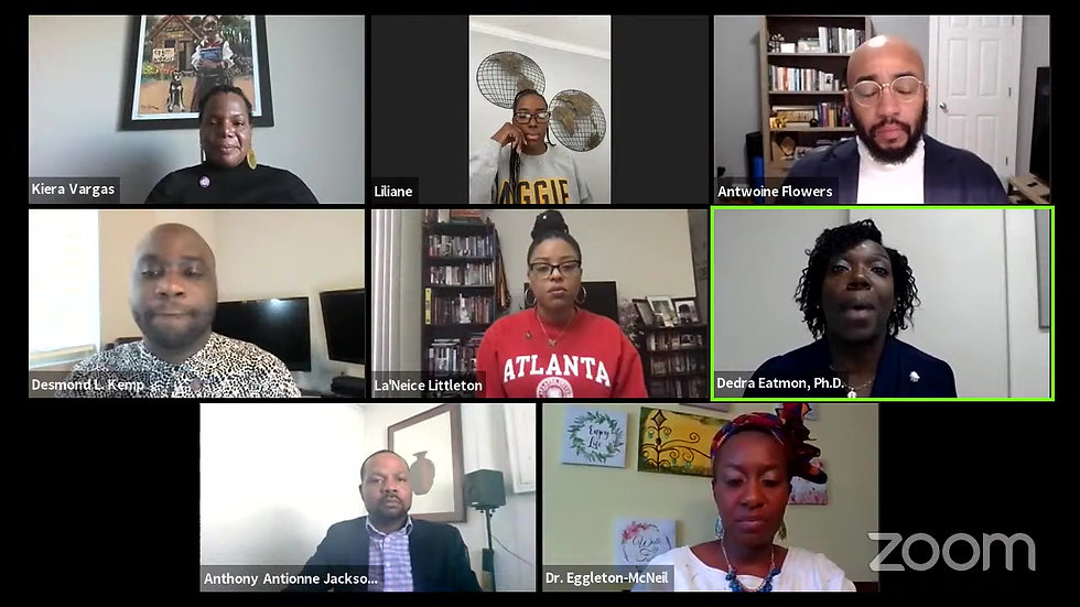 HBCU Coffee and Chat 2.3.21