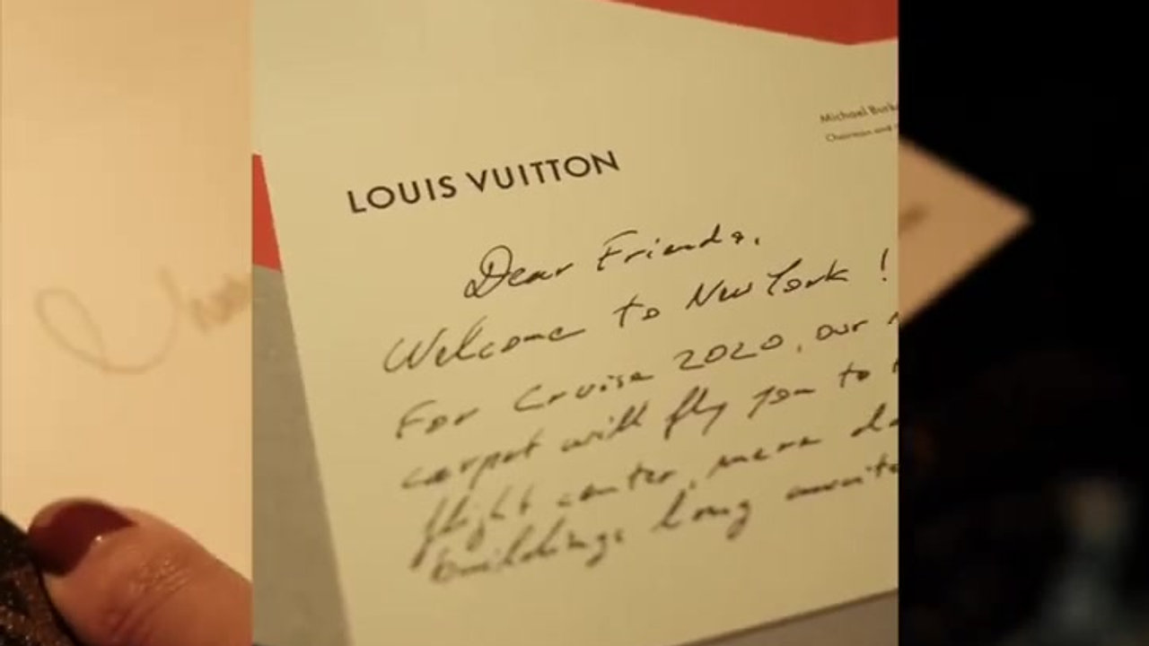LOUIS VUITTON X CHAU BUI