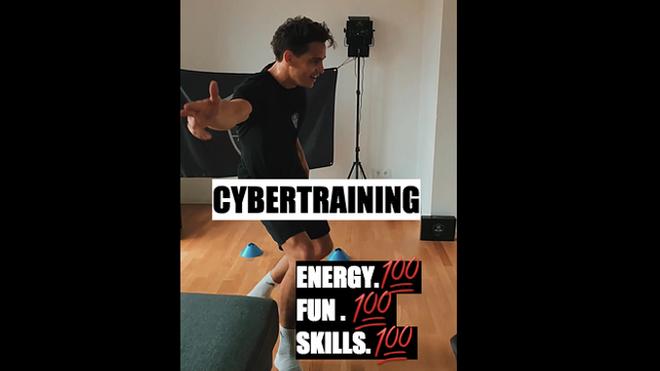 Cybertraining Teaser