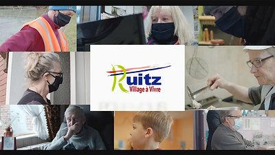 VOEUX 2021   VILLE DE RUITZ