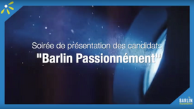 AFTER-MOVIE SOIRÉE PASSIONÉMENT BARLIN