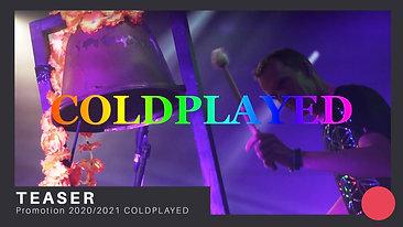 TEASER | COLDPLAYED 2020