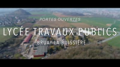 PORTES OUVERTES   Lycée Travaux publics Bruay-la-buissière