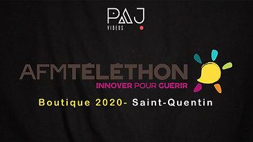 TÉLÉTHON - BOUTIQUE 2020