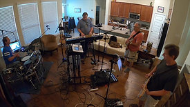 5-13-2020 - Texas Eagles rehearse Wasted Time