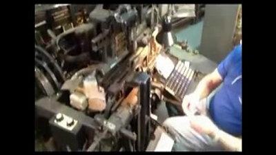 Neville-using-Linotype