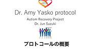 Dr. Amy Yaskoプロトコールの概容