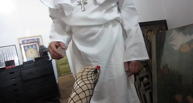 Fetish Pope at The Dungeon T.