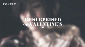 Be Surprised on Valentines SONY 情人節音樂短片