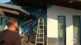Finding Art: Skate Park Mural