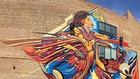 Mural Installation: 2018