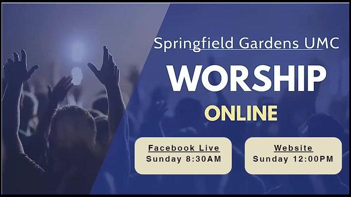 SGUMC Online Worship 5-31-20