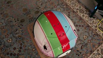 JHR Custom Helmet