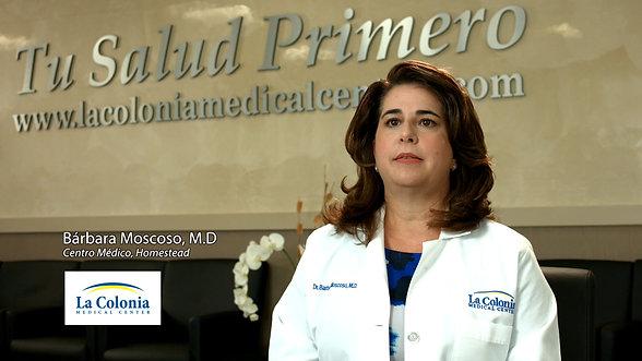 Examenes de rutina; Bárbara Moscoso MD