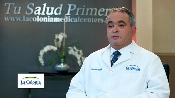 EPOC enfermedad Pulmonar; Lázaro H. Martínez MD