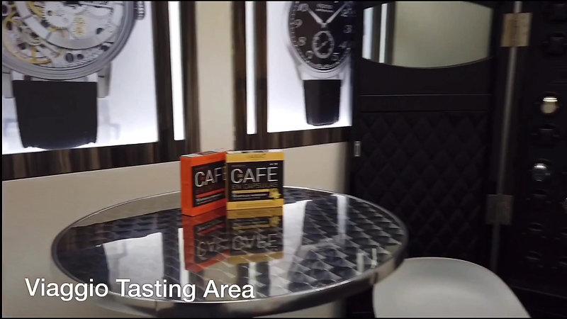 Viaggio Tasting Corner