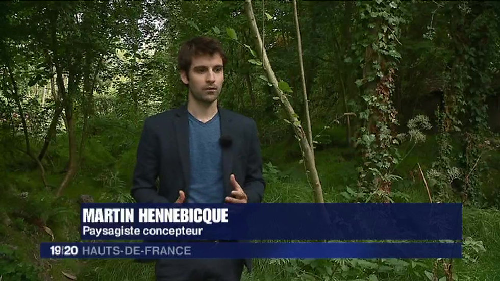 Interview Elise & Martin Hennebicque France 3 Hauts de France