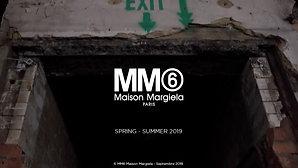 MM⑥ Maison Margiela Spring-Summer 2019 Collection