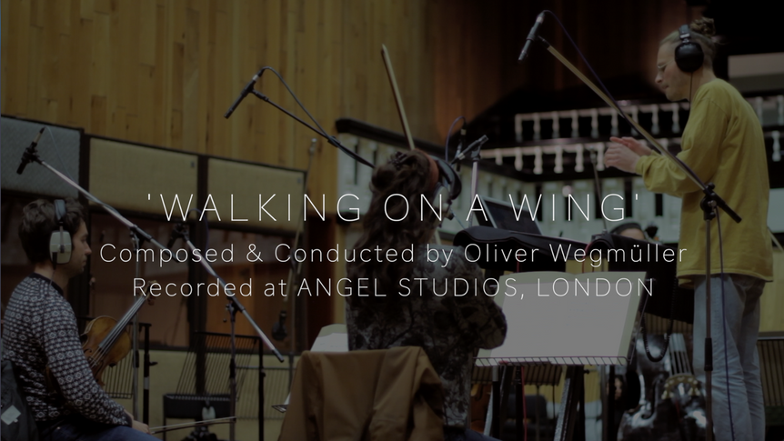 Walking On A Wing | Oliver Wegmüller | Angel Studios
