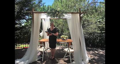 Jane Welch Wedding Celebrant