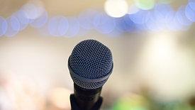 Elisabeth's testimonial on public speaking