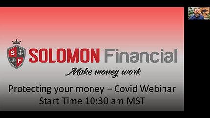 Managing COVID