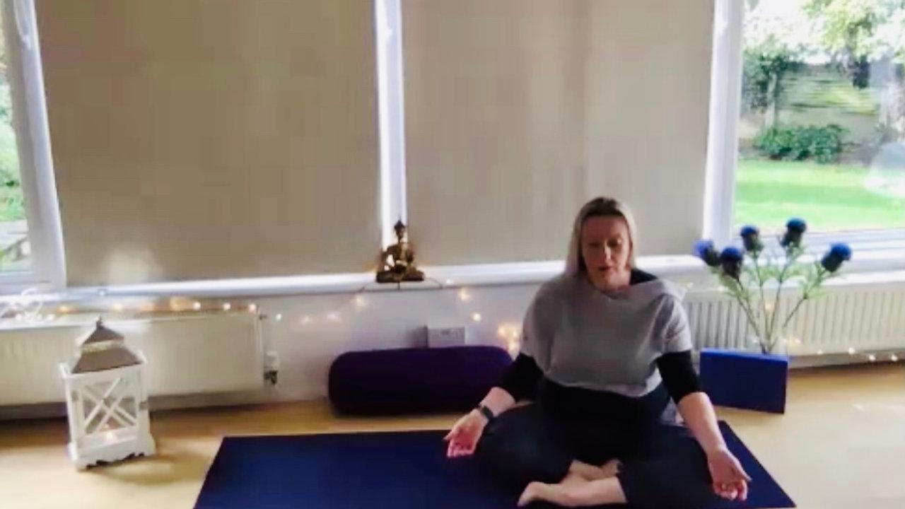 Yoga for Singers
