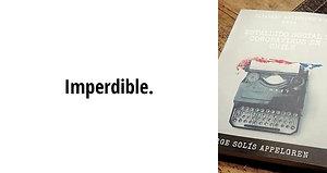 Un libro que inmortaliza la contingencia de Chile.