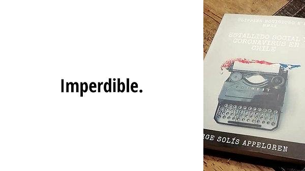 """Compra nuestro libro """"Estallido Social y Coronavirus en Chile"""". Detalles aquí."""