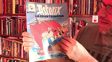 Tin Tin, Asterix y Los Moomins