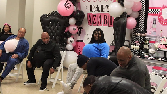 Azari Baby Shower