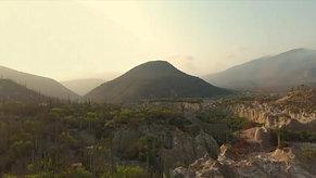 Panoramic views of the Biosphere (Part II) Panorámica de la Biosfera II