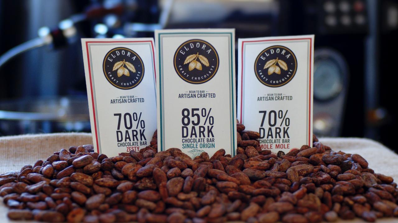 Commercial for Eldora Chocolates