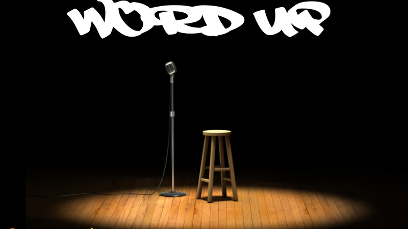 'WORD UP' Poetry
