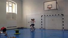 3./4. - kooperieren - einrad - stern