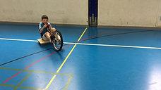 3./4. - rollen - rollbrett/einrad -  einradantrieb