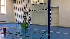 5./6. - rollen - rolle - jonglieren 3 bälle