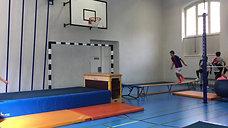 5./6. - springen - bank/minitramp/kasten - salto