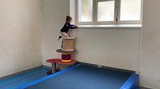 kindergarten - koerperspannung - rollen - klettern