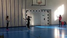 3./4. - springen - seil lang und kurz - kunststück