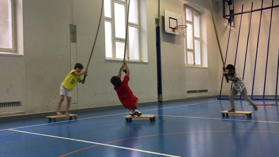 3./4. klasse - beweglichkeit und kraft